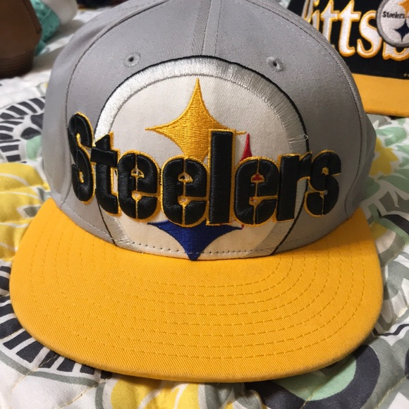 9fifty Other - Pittsburgh Steelers Snap back ball cap hat 28effdf0e